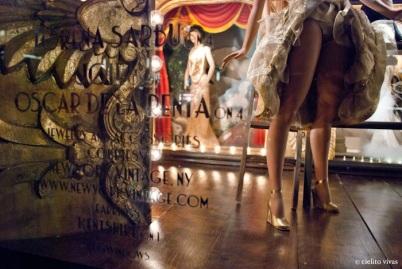 "Bergdorf Goodman Holiday Windows 2012 ""BG Follies"" via The Post-Ups"